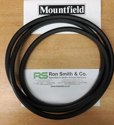 GENUINE MOUNTFIELD CUTTING DECK DRIVE BELT 135061508/0 1430H 1530H FREE DELIVERY