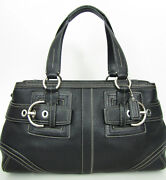 Coach Soho Leather Tote
