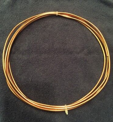 Copper Wire Bare Solid 8 Awg 10ft