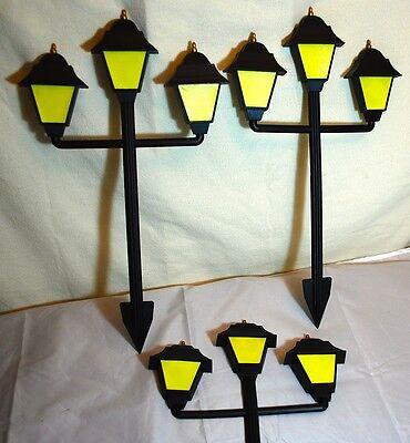 Themed Decor  Three Lanterns  Glow in the Dark  NEW  Decoration Not - Halloween Three Theme
