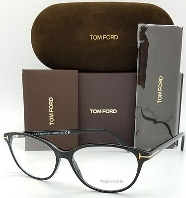 NEW Tom Ford RX Prescription Glasses Black TF5421 001 55mm AUTHENTIC FT 5421 (Tom Ford Prescription Glasses Womens)