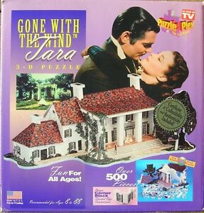 Gone with the wind official limited edition tara plantation 3d ebay - Gone with the wind download ...