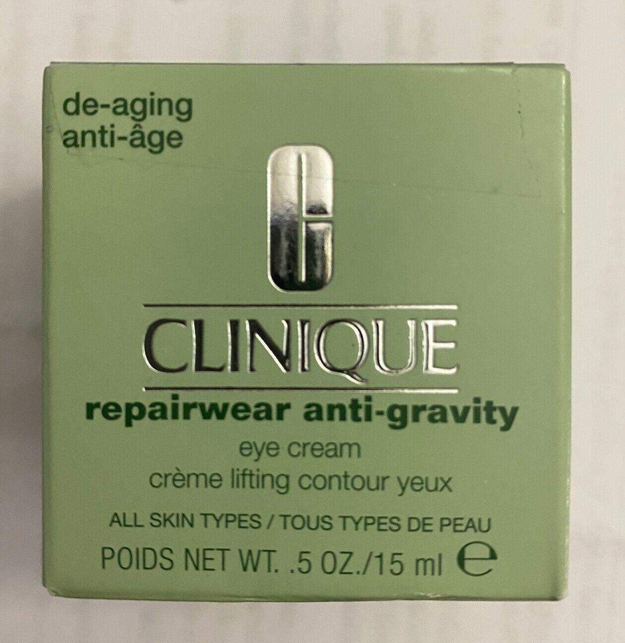 Clinique Repair Wear Laser Focus Wrinkle Correcting Eye Crea
