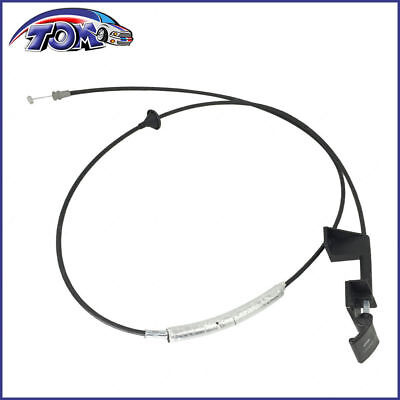 BRAND NEW HOOD RELEASE CABLE & HANDLE ASSEMBLY FOR CHEROKEE JEEP 97-01 912-006 ()