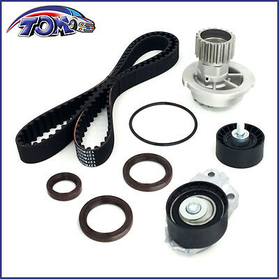 Timing Belt Kit & Water Pump for 04-08 Chevrolet Aveo 1.6L DOHC E-TEC II