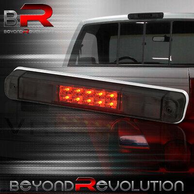 LED 3RD Brake Tail Light Cargo Lamp Smoke For 88-98 Chevy Gmc C/K 1500 C10