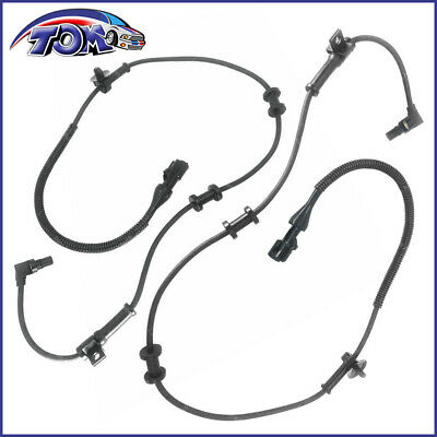 ABS Wheel Speed Sensor Front-Left/Right For Ford F-250 F750 Excursion ALS197