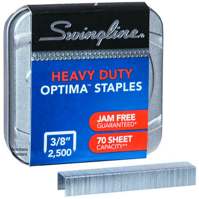 Swingline 35550 Staples Optima High Capacity Box Of 2500