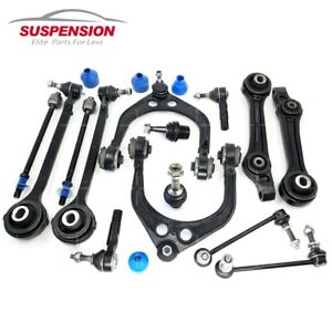 14PCS FRONT SUSPENSION KIT FOR RWD CHRYSLER 300 300C CHARGER MAGNUM