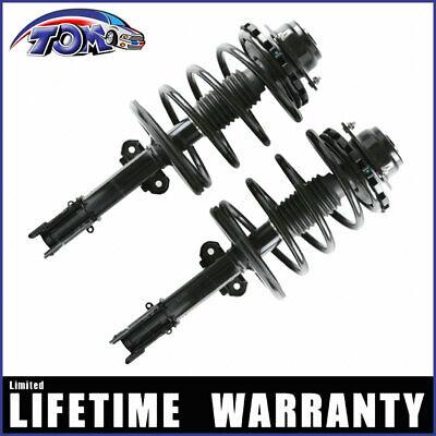Front Pair Complete Shocks & Struts For 95 96 97 98 99 00 DODGE CARAVAN