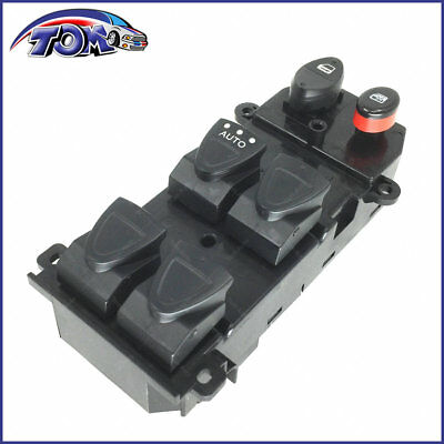 BRAND NEW POWER WINDOW MASTER SWITCH FOR HONDA CIVIC 2006-2011 4-DOOR (Civic 4 Door Power Window)