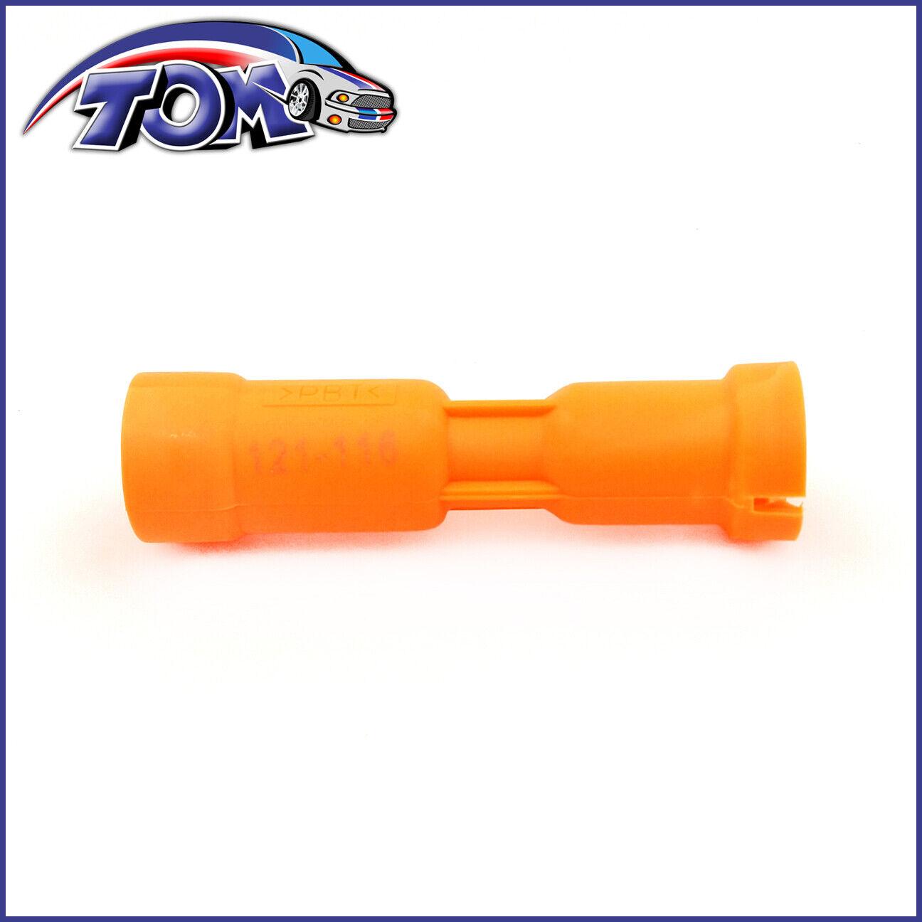1.8L Engine 06B103663B Oil Dip Stick Tube For VW PASSAT Audi A4 turbo orange
