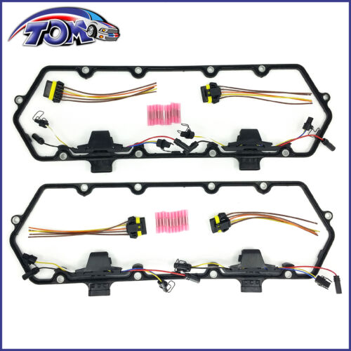99-03 Ford 7.3L Powerstroke Diesel Vavle Cover Gasket Replacement Pigtails 2