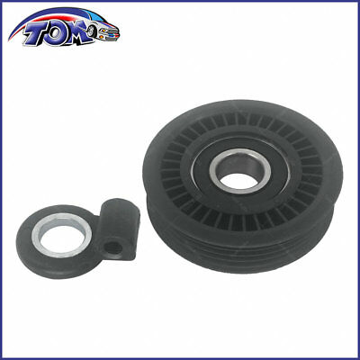 BRAND NEW A/C IDLER PULLEY ADJUSTER & BOLT FOR SUBARU FORESTER LEGACY