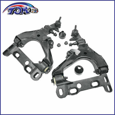 New 2 Front Lower Control Arm Ball Joint For 04-07 Chevy Trailblazer GMC