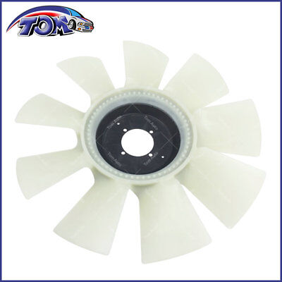 New Cooling Fan Blade For GMC Sierra Chevrolet Silverado 2500 3500 Hd Classic