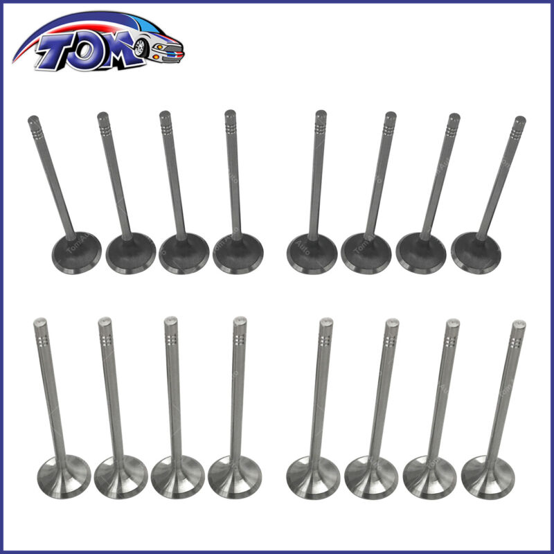 New Intake Exhaust Valves For Mini Cooper S R56 N14 11347587470 11347547187