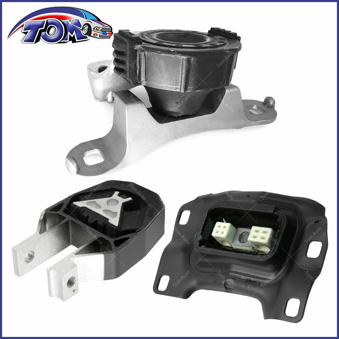 Pro Braking PBR0058-CAR-SIL Rear Braided Brake Line Carbolook Hose /& Stainless Banjos