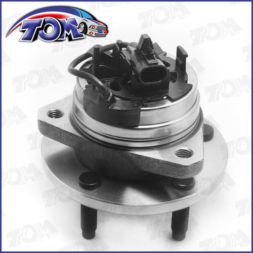 NEW FRONT WHEEL HUB & BEARING LEFT OR RIGHT FOR CHEVY PONTIAC SATURN W/ ABS