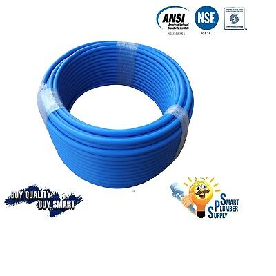 12 X 300 Ft Blue Pex Tubing For Water Supply With 25 Years Warranty