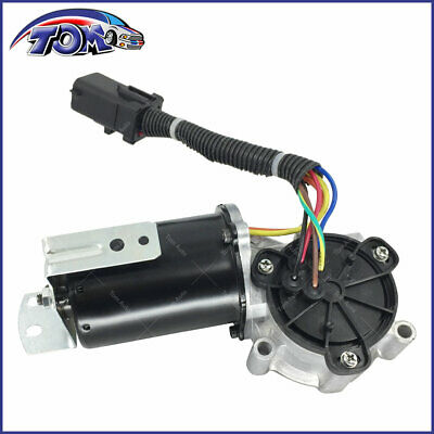 New Transfer Case Motor 7 Pin For Ford F150 97-04 F250 96-99 Expedition 97-02 (New Transfer Case Motor)