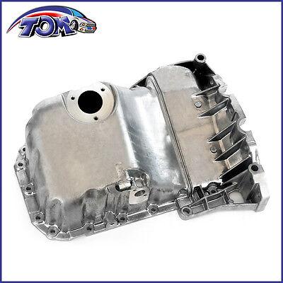 BRAND NEW ENGINE OIL PAN FOR 97-01 AUDI A4 VW PASSAT 1.8L OIL LEVEL SENSOR HOLE