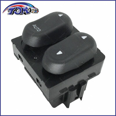 Brand New Power Window Switch Front Left Driver Side For Ford F150 F250 W/2 Door