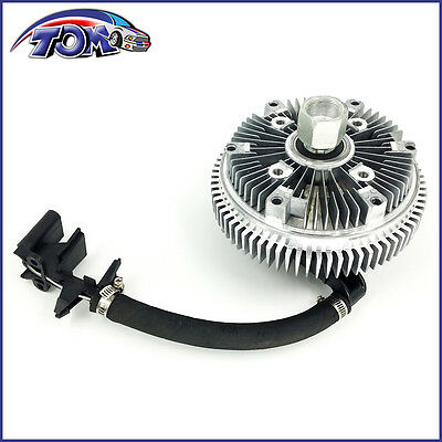 Brand New Electric Radiator Cooling Fan Clutch For Chevy Buick GMC Saab Isuzu