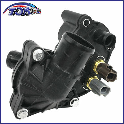 BRAND NEW THERMOSTAT HOUSING FORD EXPLORER SPORT TRAC RANGER MOUNTAINEER (2001 Ford Explorer Sport Trac Thermostat Housing)