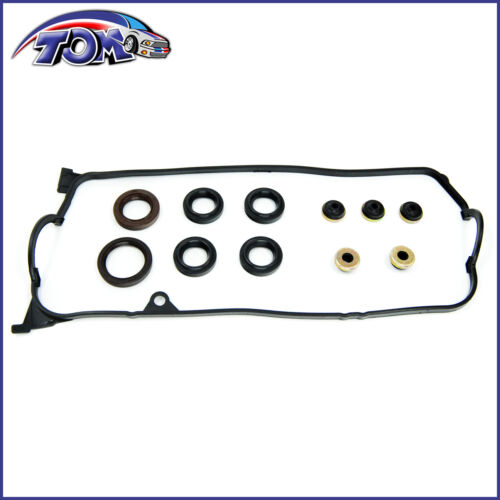 new timing belt kit water pump valve cover gasket for 01