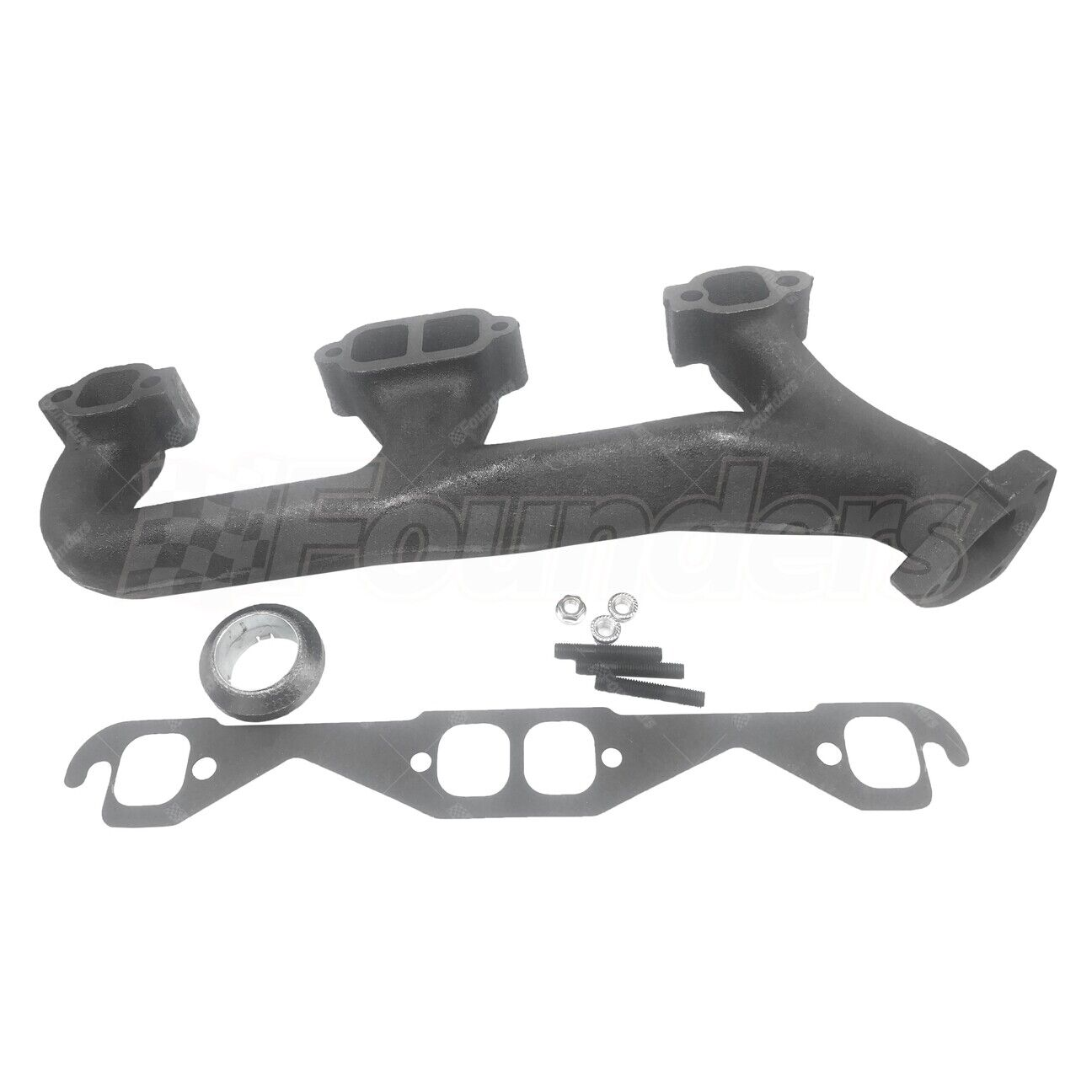 New Exhaust Manifold Right Passenger Side Fits Cadillac Chevy Gmc Pickup Truck