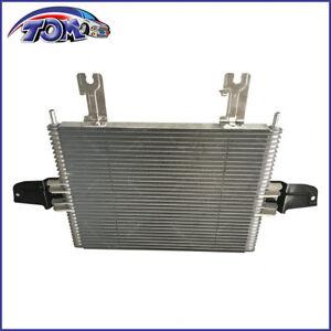 ford v10 oil cooler removal