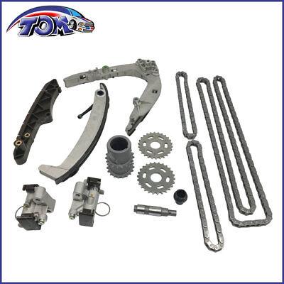 New 12Pcs Timing Chain Kit For BMW E38 E39 540 E53 M62 V8, 4.4L Range Rover