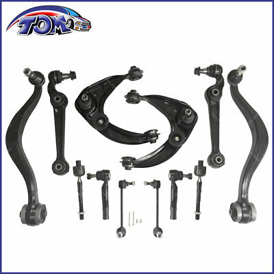 - Brand New 12pcs Front Upper Lower Control Arms Kit For 06-07 Ford Fusion Milan
