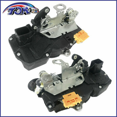 Door Lock Actuator Motor Rear Left/Right Fits 08-14 Cadillac CTS 2CPS