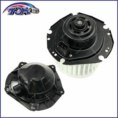 A/C Heater Blower Motor w/ Fan Cage For Pontiac Buick Cadillac Olds