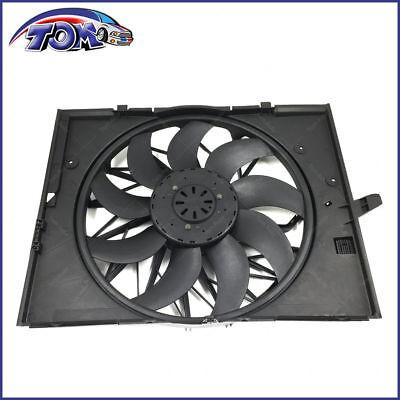 Brand New Radiator Cooling Fan For Bmw E60 525 530 545 645 E65 750 17427543282