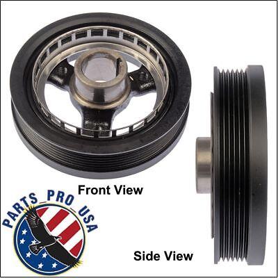 New Harmonic Balancer Crank Shaft Belt Drive Pulley fit Chevy Buick 24504609