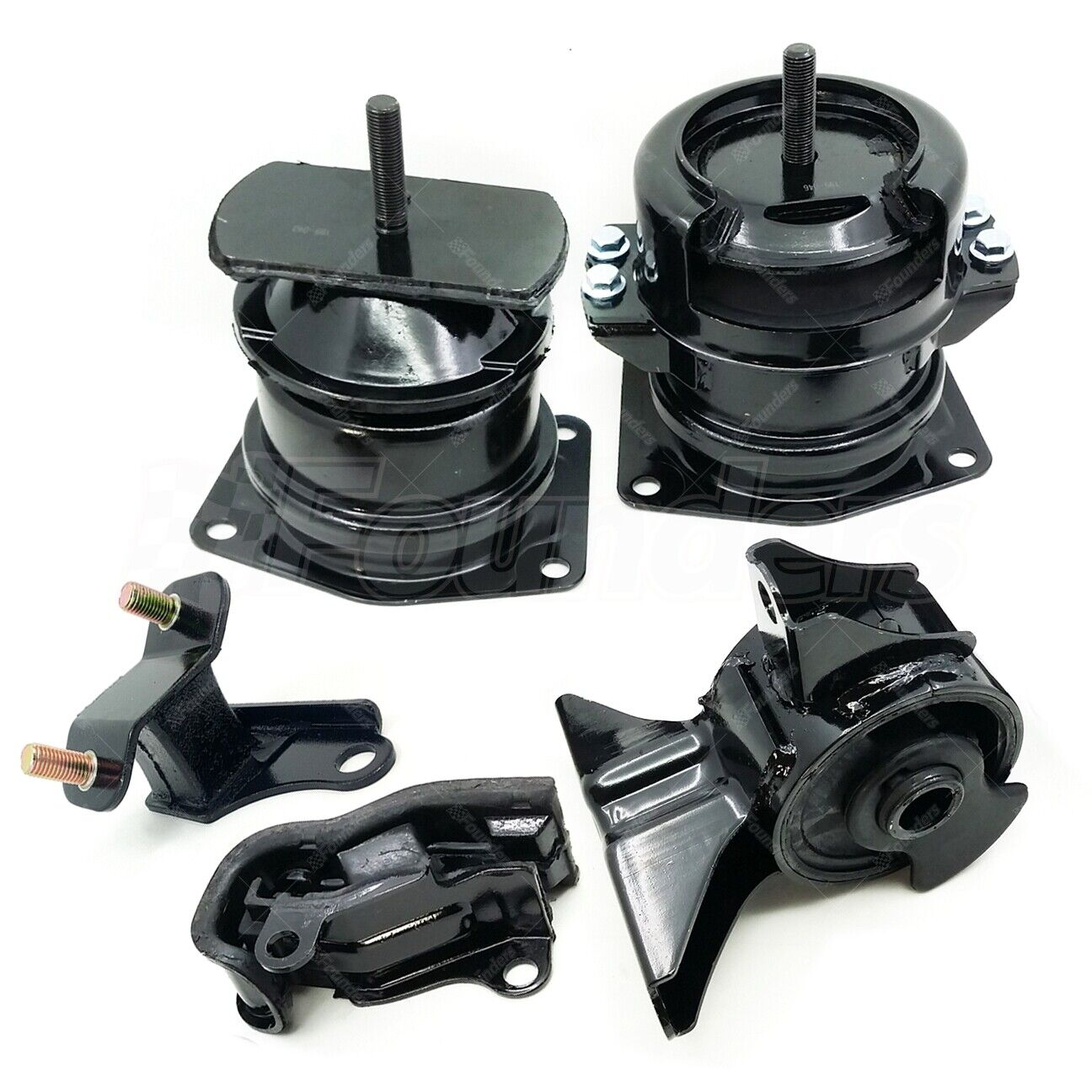 New Engine Motor & Transmission Mounts For 2000-2003 Acura