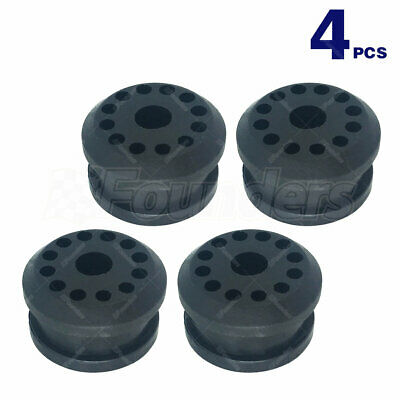 4PCS Dodge Ram 1500 2500 3500 4X4 Transfer Case Shifter Linkage Bushing Grommet