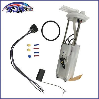 Gas Fuel Pump & Sending Unit w/ Crimping Tool For Blazer S10 GMC Jimmy S-15 4.3L