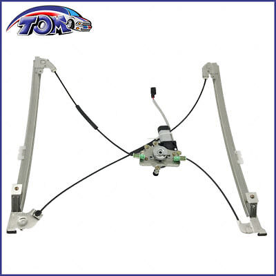 Power Window Regulator Motor Assembly Front Left  For Plymouth Dodge 741-550
