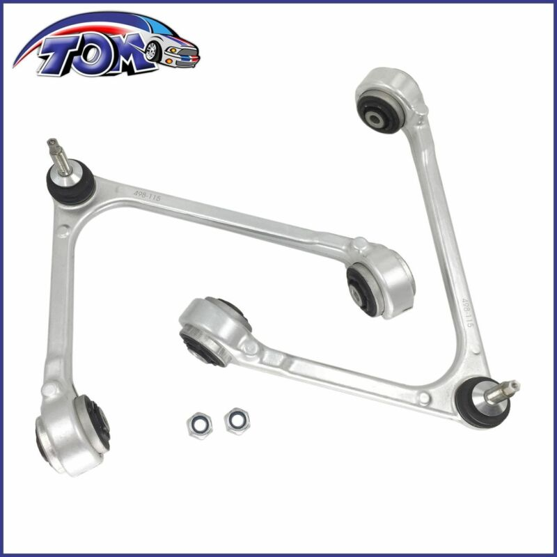 Brand New 2pc Front Upper Control Arms W/ball Joint For Ford Jaguar Lincoln