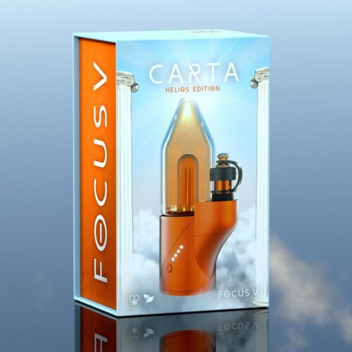 Focus V Helios CARTA Electronic Smart Kit - LIMITED EDITION - FAST SHIPPING