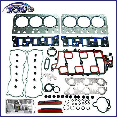 BRAND NEW ENGINE HEAD GASKET SET FOR BUICK CHEVY PONTIAC 3.8L V6
