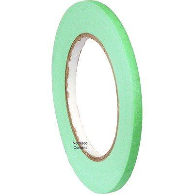 14 Painters Mate Green Masking Tape Narrow Masking Tape .23 X 60 Yd.