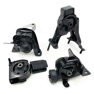 Transmission  Motor Mount Set for 03 08 Toyota Corolla 18l Automatic