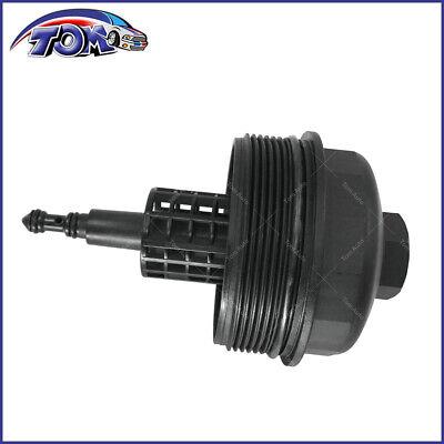 Engine Oil Filter Housing Cover Cap For BMW E36 E39 E46 E53 E85 M54 11421744000