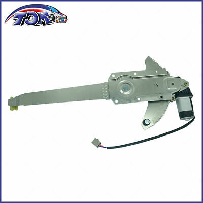 Power Window Regulator Motor Assembly Front Left For Ford F250 F150 F350 741-674