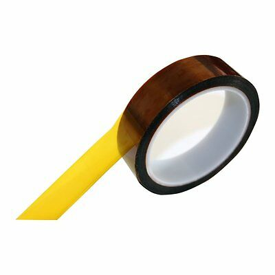 5 Mil Kapton Tape Polyimide - 1 X 36 Yds - Free Shipping - Ship From Usa
